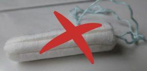 Опасно в критические дни применять тампоны. Они содержат опасные и вредные химические вещества и составы